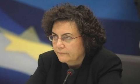 Βαλαβάνη: Ζητά παρέμβαση της Δικαιοσύνης για τις ερωτήσεις Αυγενάκη