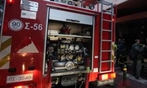 Πυρκαγιά στα Χαλκιάνικα Αχαΐας - Προσαγωγή ενός ατόμου