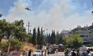 Πυρκαγιές: Σε πλήρη επιφυλακή και η Αστυνομία