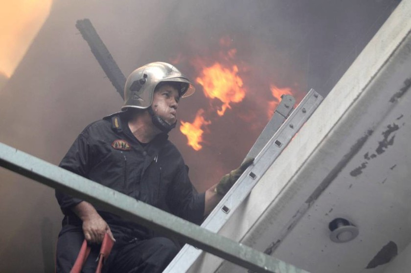 Πυρκαγιές: Δείτε τη φωτογραφία που συγκλονίζει