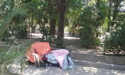 Σύσκεψη για τους Σύρους πρόσφυγες που έχουν εγκατασταθεί στο Πεδίο του Άρεως