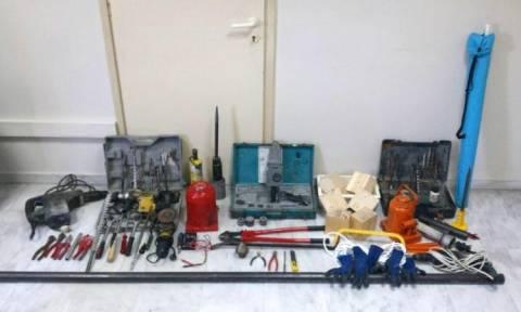 Εξαρθρώθηκε διεθνής εγκληματική οργάνωση που έκλεβε κοσμηματοπωλεία στα Χανιά