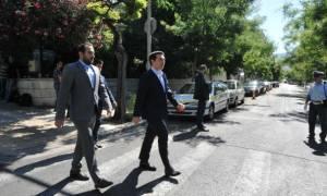 Ανασχηματισμός - Στο Μαξίμου ο πρωθυπουργός και οι νέοι υπουργοί μετά την τελετή ορκωμοσίας