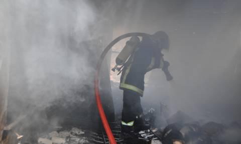 Φωτιά Καρέα: Βρέθηκε απανθρακωμένος άνδρας