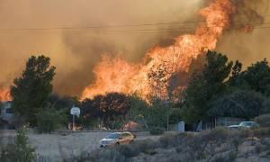 ΗΠΑ - Καλιφόρνια: Εκκενώσεις περιοχών λόγω πυρκαγιάς (videos)