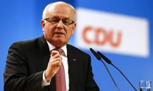 CDU: Grexit μόνο με τη συγκατάθεση της Ελλάδας