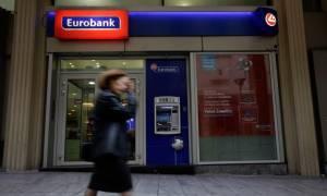 Eurobank: Με ραντεβού η πρόσβαση των πελατών στις θυρίδες τους