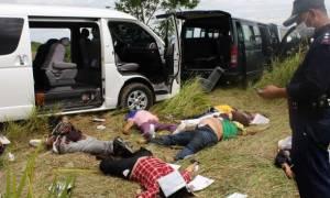 Φιλιππίνες: Πέθανε ο βασικός ύποπτος της σφαγής 58 πολιτών