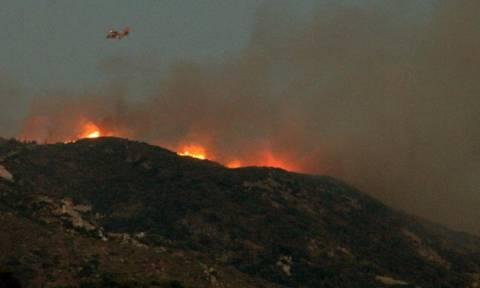 Πυρκαγιές: Υπό έλεγχο όλα τα πύρινα μέτωπα