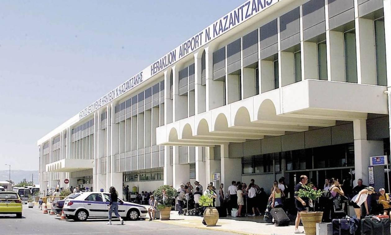 Ηράκλειο: Σύλληψη τριών αλλοδαπών στο «Ν. Καζαντζάκης»