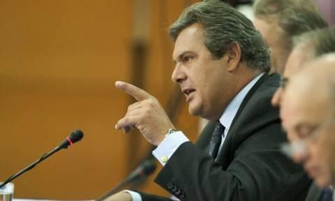 Ο Π. Καμμένος στο Ισραήλ για την ασφάλεια των ενεργειακών πηγών στην ΑΟΖ Ελλάδας, Κύπρου, Ισραήλ