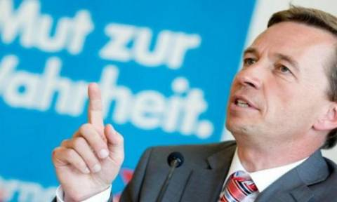 Nέο κόμμα από τον Λούκε, πρώην επικεφαλής του AfD που τάσσεται κατά του ευρώ