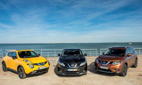 Nissan: Πρώτη σε πωλήσεις