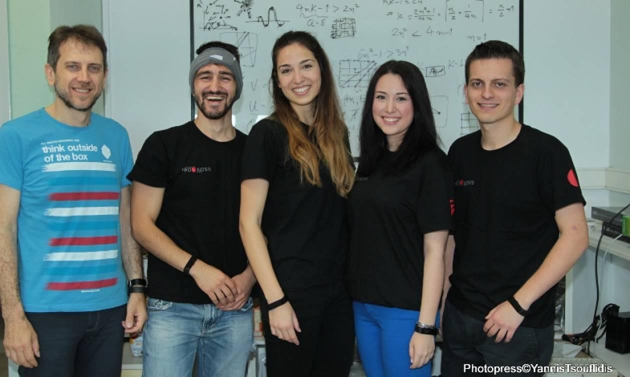 Ομάδα του ΑΠΘ στις 12 κορυφαίες του κόσμου για φοιτητική καινοτομία