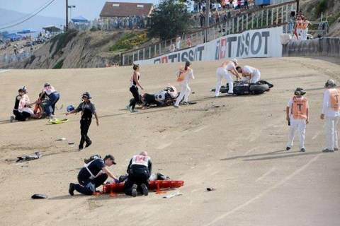 MotoAmerica: Δύο αναβάτες νεκροί σε χαοτικό δυστύχημα στην Laguna Seca (photos)