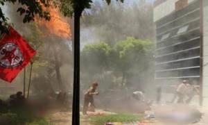 Τουρκία: Το Ισλαμικό Κράτος ενδέχεται να είναι πίσω από την επίθεση αυτοκτονίας στο Σουρούτς
