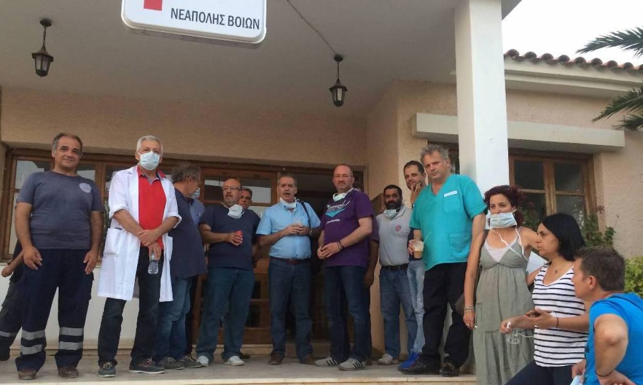 Υπουργείο Υγείας: Αποστολή Κινητής Μονάδας στο Κέντρο Υγείας Νεάπολης