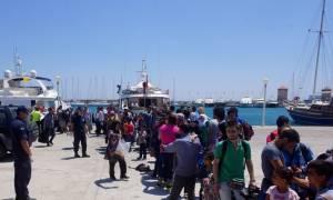 Μετεγκατάσταση από Ελλάδα και Ιταλία 32.256 αιτούντων άσυλο αποφάσισε η ΕΕ