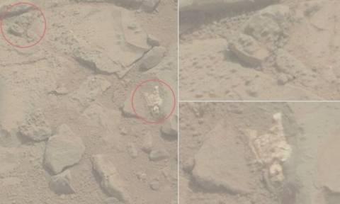 Ανακάλυψαν σκελετούς εξωγήινων στον Άρη; (photos)