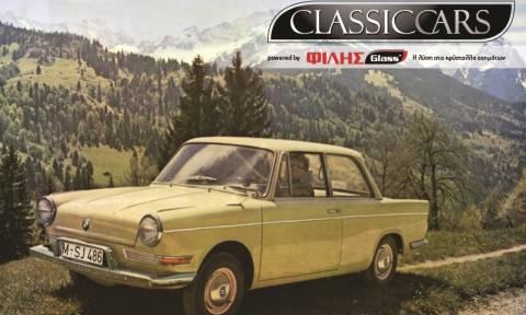 Αφιέρωμα στο Κλασικό Αυτοκίνητο από την ΦΙΛΗΣGLASS VOL 7: BMW 700