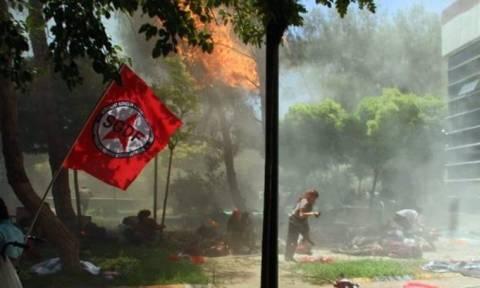 Η Νεολαία ΣΥΡΙΖΑ καταγγέλλει τη δολοφονική επίθεση του ISIS στο Σουρούτς