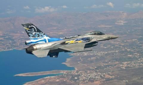 Θρίαμβος της Πολεμικής Αεροπορίας: Σάρωσαν τα ελληνικά φτερά σε βρετανικό διαγωνισμό (video)