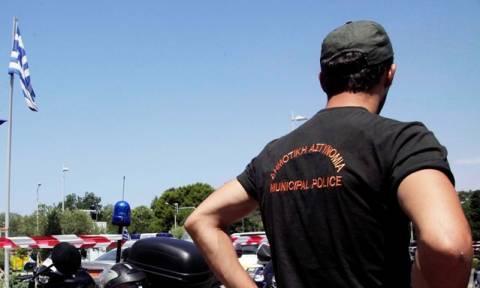 Επανασυστήνεται η Δημοτική Αστυνομία στο δήμο Αθηναίων με 391 αστυνομικούς