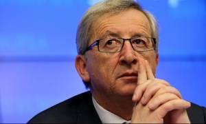 Μνημόνιο 3 - Γιούνκερ: Ο φόβος επέτρεψε τη συμφωνία με την Ελλάδα