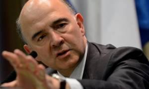 Μοσκοβισί: Στόχος να ολοκληρωθούν οι διαπραγματεύσεις το δεύτερο 15ήμερο του Αυγούστου