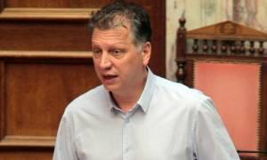 Μνημόνιο 3: Θα καταψηφίσει το νομοσχέδιο ο βουλευτής ΣΥΡΙΖΑ Θ. Σκούμας