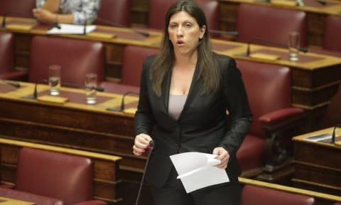 Κωνσταντοπούλου: Οι δανειστές θέλουν να ισοπεδώσουν τη δημοκρατία