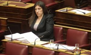 Κωνσταντοπούλου: Τι κυβέρνηση της Αριστεράς είναι αυτή;