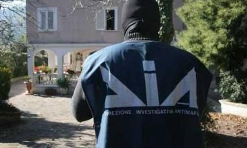 Ισχυρό πλήγμα της ιταλικής αστυνομίας κατά της Ντραγκέτα