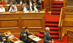 Λιμπερασιόν: Ανεφάρμοστα τα μέτρα, διαμελίζουν την ελληνική οικονομία