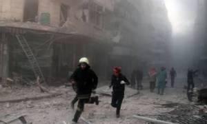 Συρία: Νεκροί μια έγκυος και παιδιά σε αεροπορικές επιδρομές κατά του ΙΚ