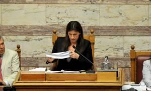 Μνημόνιο: Ένταση με Κωνσταντόπουλου για επιστολές και διαδικασία