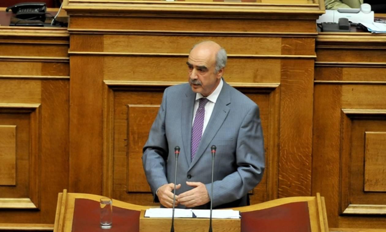 Μεϊμαράκης: Η κυβέρνηση ΣΥΡΙΖΑ δεν είναι το νέο  –  Εκπροσωπείτε το βαθύ κράτος (video)