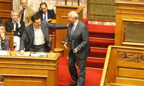 Μνημόνιο - Μεϊμαράκης σε Τσίπρα: Είστε νέος, αλλά ο παλιός είναι αλλιώς!