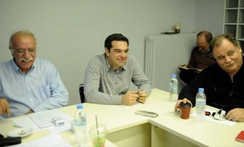 Συνεδριάζει το απόγευμα η Πολιτική Γραμματεία του ΣΥΡΙΖΑ