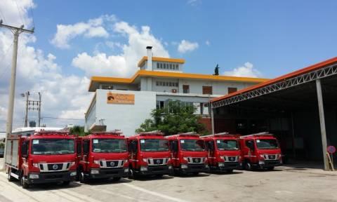 Nissan: Βοηθά το Πυροσβεστικό σώμα στα Επτάνησα
