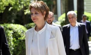 Γεροβασίλη: Ο ΣΥΡΙΖΑ έχει μάθει να ζει με τις διαφορετικές αντιλήψεις
