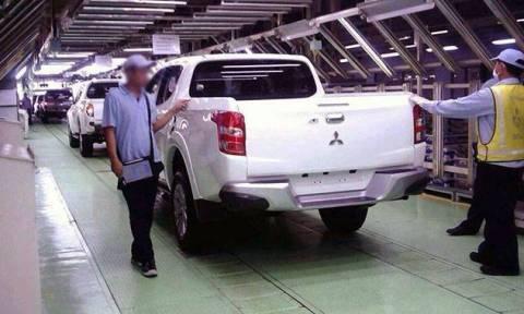 Η Mitsubishi σχεδιάζει να σταματήσει την παραγωγή στο αμερικανικό εργοστάσιο