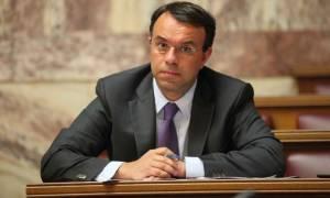 Σταϊκούρας: Ο Μεϊμαράκης είναι ο κανονικός πρόεδρος της ΝΔ