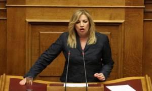 Γεννηματά προς Τσίπρα: Δώστε αμέσως λύση στο θέμα Κωνσταντοπούλου