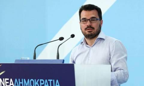 Παπαμιμίκος: Η ΝΔ πρέπει να εκφράσει τους πολίτες που αποτελούν το μεταρρυθμιστικό κέντρο