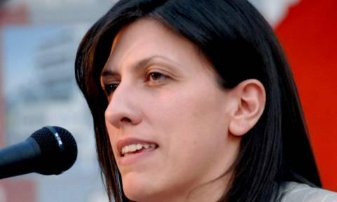 Κωνσταντοπούλου: Να μην αφήσουμε τη Δημοκρατία να γλιστρήσει από τα χέρια μας