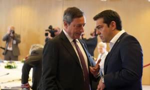 Ντράγκι: Κανένα κούρεμα στις καταθέσεις των Ελλήνων