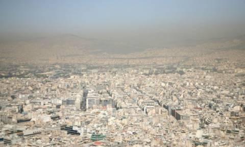 Ξεπέρασε τα όρια ενημέρωσης το όζον στην Αθήνα