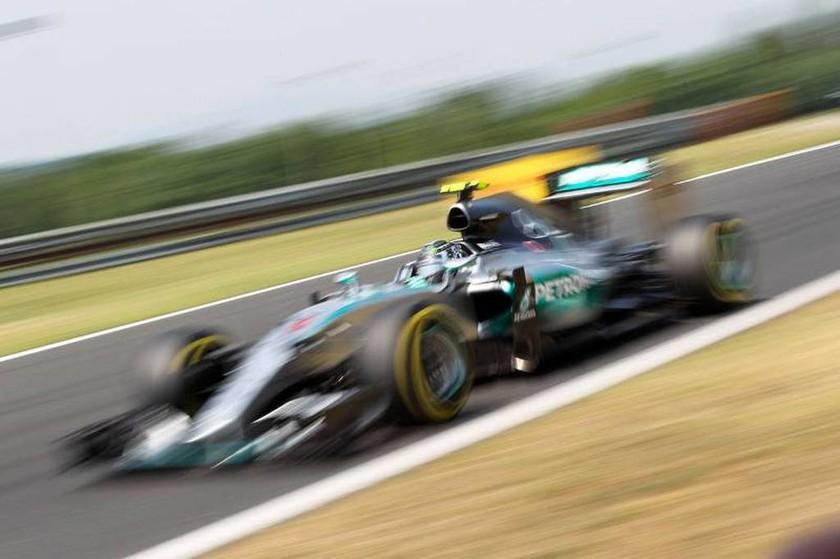F1 Grand Prix Ουγγαρία: Σερί πρώτων θέσεων για τον Hamilton