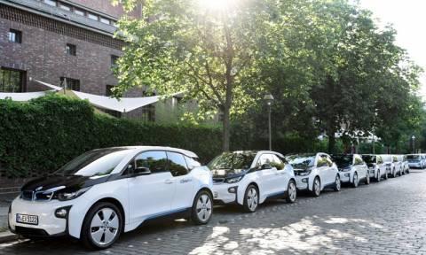 BMW Group: Μοιραστείτε το ηλεκτρικό σας αυτοκίνητο